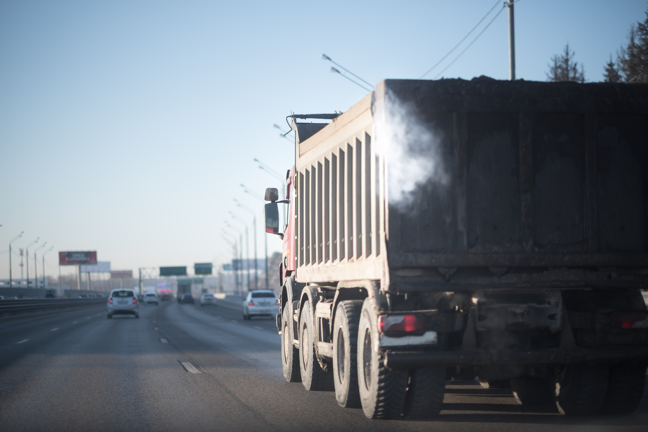 It's time to clean up our trucks and buses