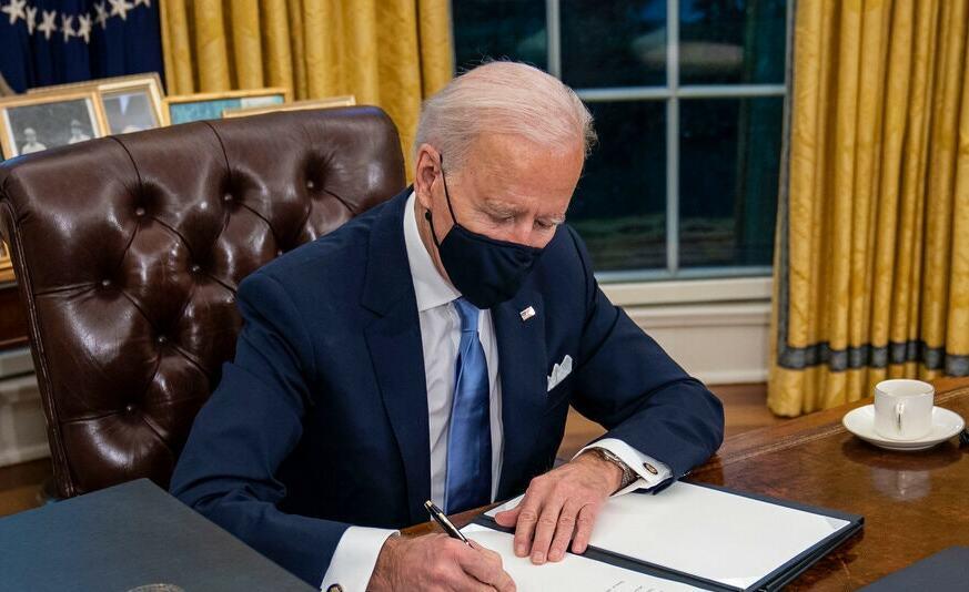 Thank President Biden for rejoining the Paris agreement