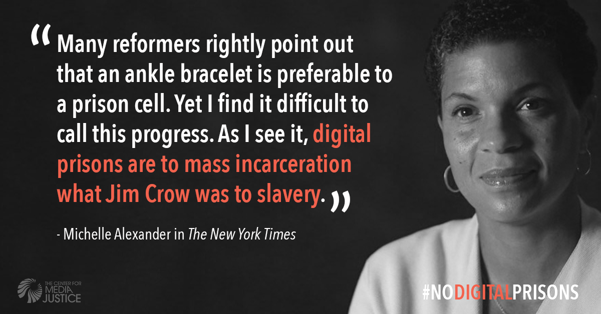 Michelle Alexander in the New York Times
