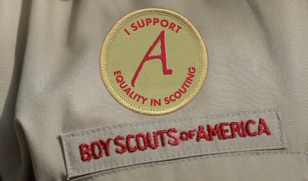 Boy Scout Atheist
